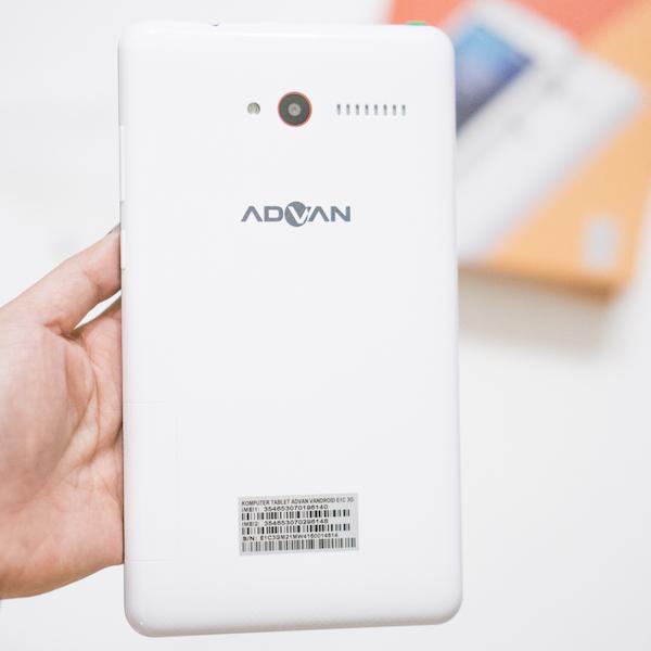 600 X Pixels Advan E1c